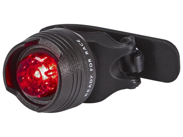 Cube RFR Diamond HQP - Éclairage vélo - red LED noir